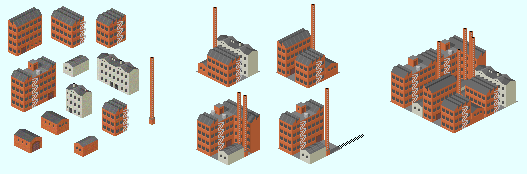 Factories for pak64
