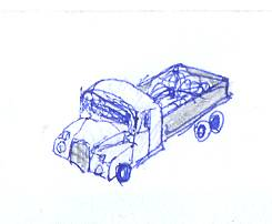 138 - flat bed